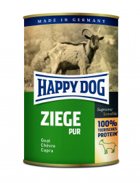 Supreme Sensible Ziege Pur Happy Dog  4001967102154