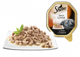 Sheba Sauce Lover with Duck  85 g