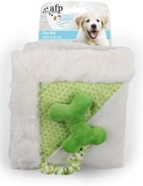 All for Paws Little Buddy Play Mat  Lysegrøn