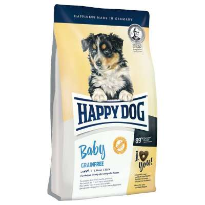 Happy Dog Supreme Young Baby Grainfree 4 kg