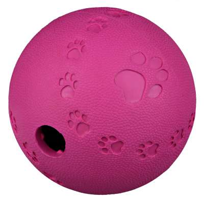 Trixie Dog Activity Snackbal, natuurrubber 6 cm