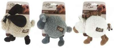 All for Paws Lamb Cuddle Ball Ball