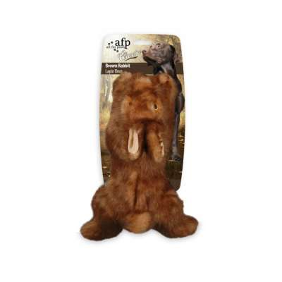All for Paws Classic Brown Rabbit Small Brown Rabbit S  Brun
