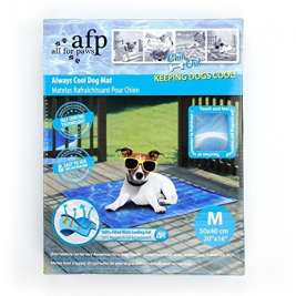 Chill Out Always Cool Dog Mat All for Paws 847922080037