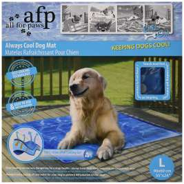 All for Paws Chill Out Always Cool Dog Mat  L