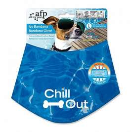 Chill Out Ice Bandana All for Paws 847922080136