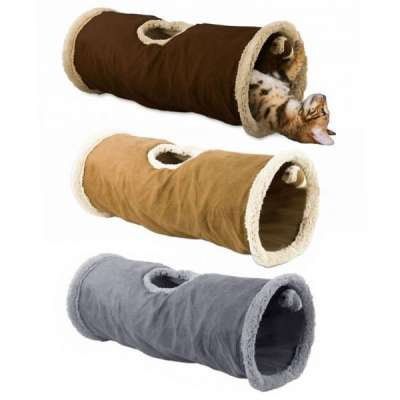 All for Paws Lamb Find Me Cat Tunnel 66x28x26 cm