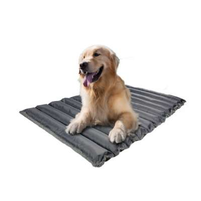 All for Paws Travel Dog Travel Mat L Grau