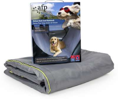 All for Paws Travel Dog Deluxe Back Seat Hammock 136x150 cm