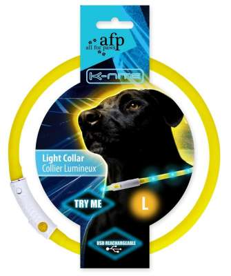 All for Paws K-Nite Light Collar L