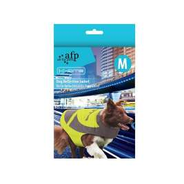 All for Paws K-Nite Dog Reflective Jacket  M