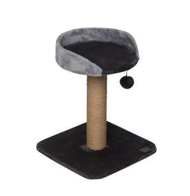 EBI Cat Scratching Tree Trend Grove Black 35x35x44.5 cm
