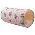 Shabby Chic Summer Time Tunnel All for Paws 47.5x24x24 cm