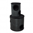 Europet-Bernina  Cat Scratching Tower Nested Dome OAK, black   butik