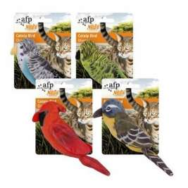 Natural Instincts Catnip Bird All for Paws  847922020538