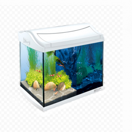 Tetra AquaArt LED Aquarium Shrimps  Hvid