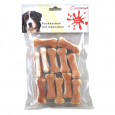 Corwex Chewing bone with chicken, 12 pieces (5cm) 12 kpl