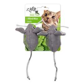 Green Rush Catnip Mice All for Paws  0847922024215