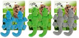Green Rush Gecko All for Paws  0847922020965
