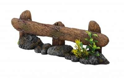 EBI Wooden Fence double 31x6.5x10.5 cm