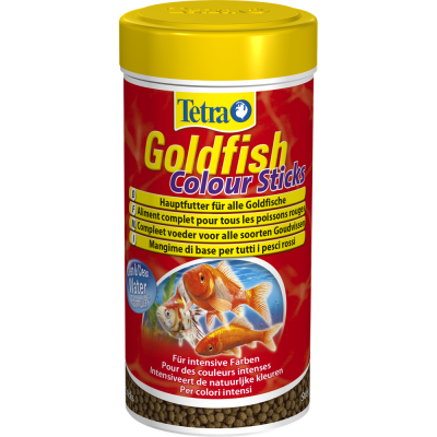 Tetra Goldfish Colour Sticks  250 ml, 100 ml