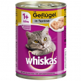 1+ Pollame in Patè Whiskas 400 g