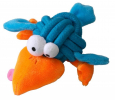 EBI Coockoo Bobble Regular Knot-Plush Ανοιχτό μπλε