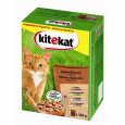 Kitekat Pouches 12 Multipack Hunting Feast in Sauce online obchod