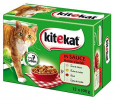 Kitekat Colorful meat & fish variety in sauce - Multipack  nätaffär