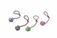 EBI Floss Ball with Rope  8.5 cm