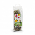 Puur Pauze Hay Stick Flowers  70 g  from Small pets