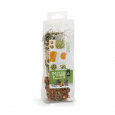 Witte Molen Puur Pauze Hay Stick Vegetables with Carrot & Peas Gulrot & Ert