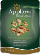 Applaws Pouch - Chicken with Asparagus in Broth  70 g