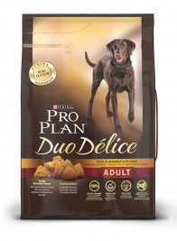 Pro Plan Dog Duo Delice rich in chicken Purina 7613033629334