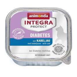 Integra Protect Diabetes Adult con Merluzzo Animonda 4017721868419