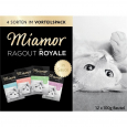 Miamor Ragout Royale Multi Mix in Sauce 12x100 g