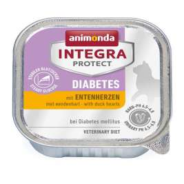 Integra Protect Diabetes Adult con Cuori di Anatra Animonda 4017721868396