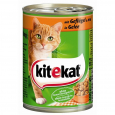 Dessa produkter köps oftast ihop med Kitekat Canned Food with Poultry & Game in Jelly