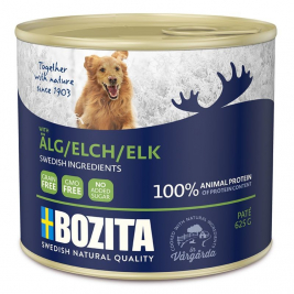 Bozita Paté con Alce in Lattina  625 g