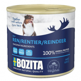 Bozita Paté con Renna in Lattina  625 g