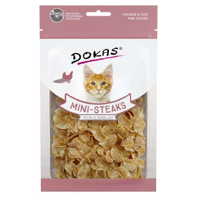 Dokas Mini Steaks with Chicken & Cod Chicken & Cod