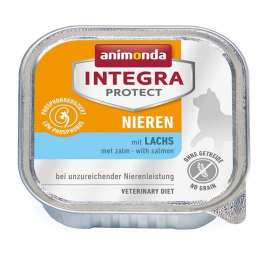 Integra Protect Insuffisance Rénale Adult  - au Saumon Animonda 4017721868044