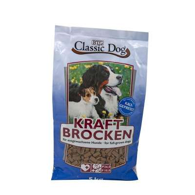 Classic Dog Strong Chuncks  800 g, 5 kg, 15 kg