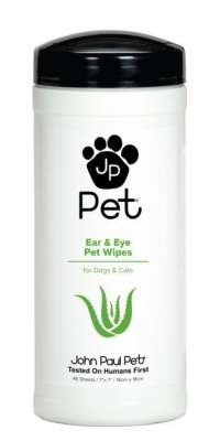 John Paul Pet Ear & Eye Pet Wipes 45 pcs