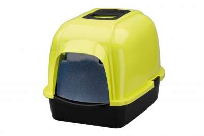 EBI Cat House Eclipse 60 - M - Lime Splash Color Lime