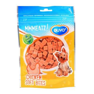 DUVO+ Soft Chicken Bites 100 g Chicken