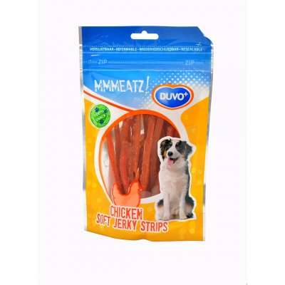 DUVO+ Soft Chicken Jerky Strips Huhn 100 g