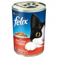 Chunks with Beef & Chicken in Jelly Felix 400 g