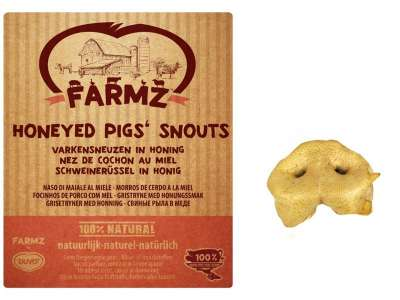 DUVO+ Farmz Honeyed Pig's Snouts 6 pcs