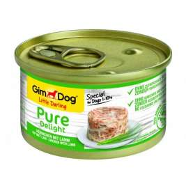 GimDog Little Darling Pure Delight Pollo con Agnello  85 g